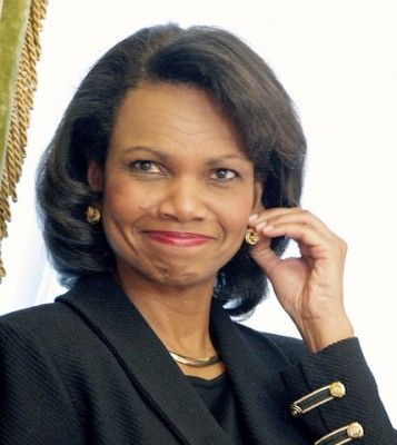 "As beautiful as she is intelligent.  She once stated in an interview her ""dream job"" would be Comissioner of the NFL.  Guess she had to settle for Secretary of State of the United States of America.  Condoleezza Rice - one admirable woman."