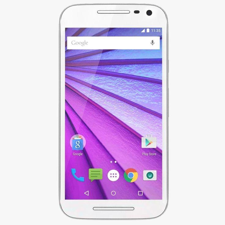 3Ds Motorola Moto G 3Rd - 3D Model