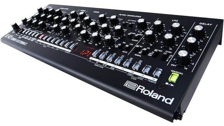 Roland Introduces the SE-02 Analog Synthesizer | KeyboardMag