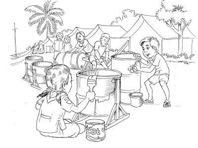 jatmika sketch & drawing: ilustrasi buku anak