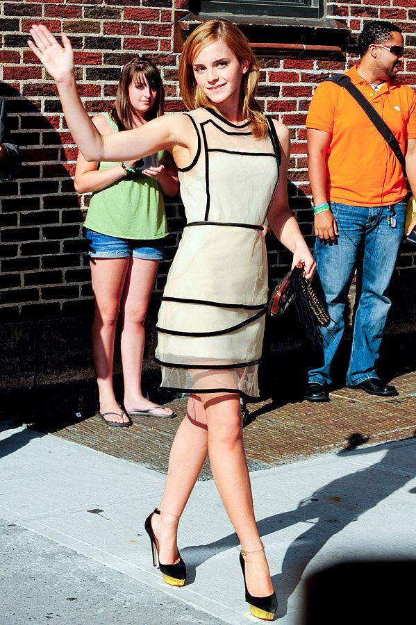 """La actriz deja atrás la saga de Harry Potter y comienza a filmar su siguiente película, """"The Perks Of Being A Wallflower"""". Checa cómo ha cambiado Emma desde sus inicios en 2001 hasta ahora."""