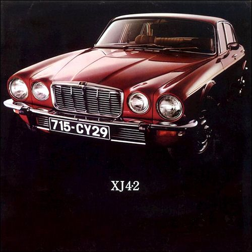 Jaguar 1977