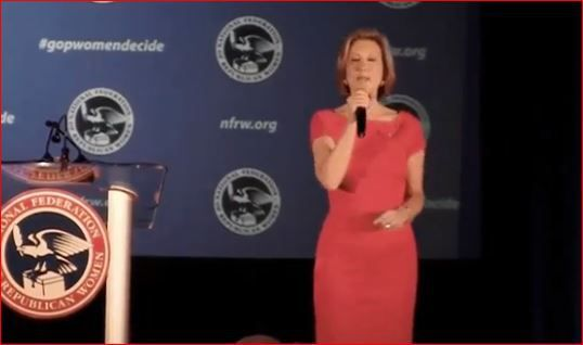 Carly Fiorina Hits Back at Donald Trump in New Ad – Video