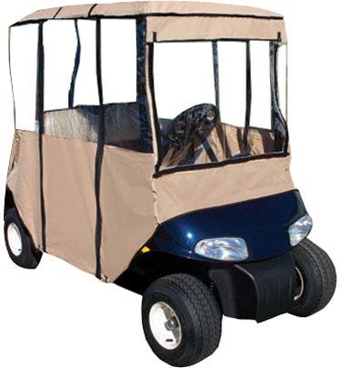 DoorWorks Champion 4-Sided Golf Cart Enclosure