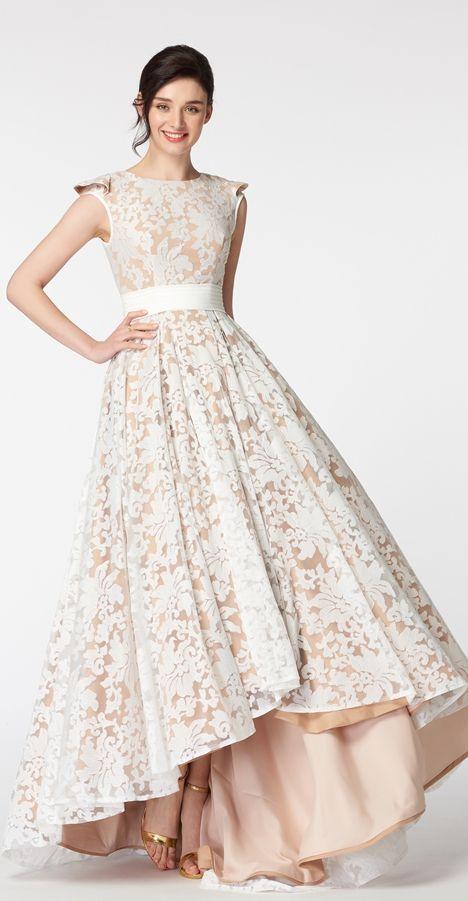 Modest Prom Dresses 2018 Utah - Wedding Dresses