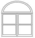 Best 25 Half Circle Window Ideas On Pinterest Half Moon