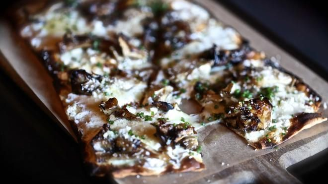 This is a fresh take on the classic pizza. Instead of pizza dough, you will be using the delicious Lavash bread and many fresh ingredients as toppings.