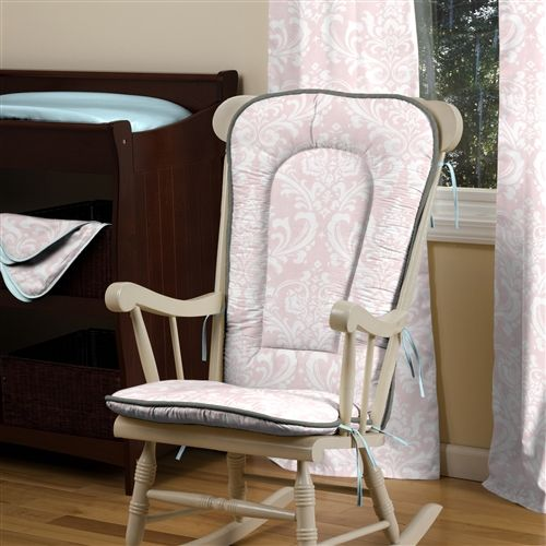 Ritzy Baby Rocking Chair Pad 500x500 image