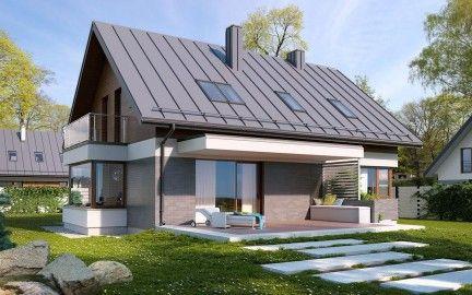 Biuro projektowe Bydgoszcz, tanie, gotowe projekty domów nowoczesnych, małych, jednorodzinnych, drewnianych, energooszczędnych, parterowych, podpiwniczonych, szkieletowych, z poddaszem i piwnicą - biuroprojektow.pl