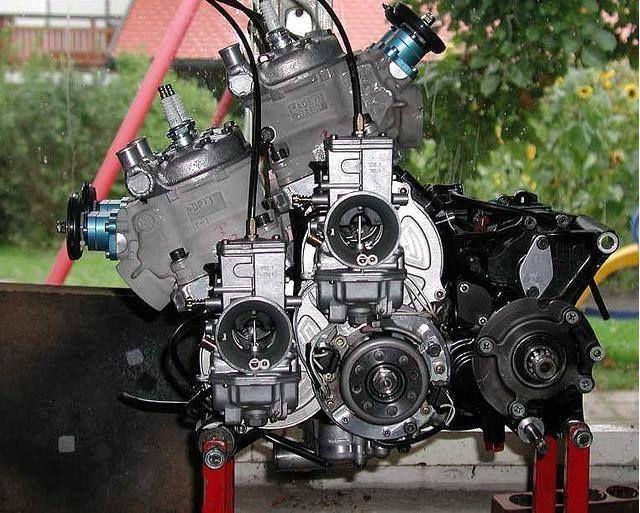 Suzuki Rg Racing Parts