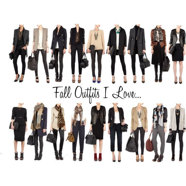 i need a job that i can wear every single one of these outfits to work!