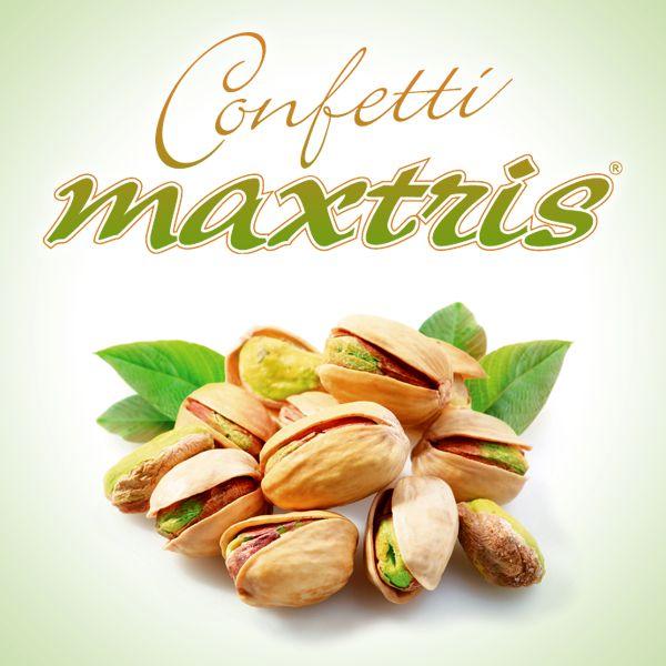 #confettimaxtris #confetti #maxtris #pistacchio