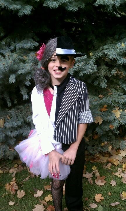 halloween costumes half angel half devil