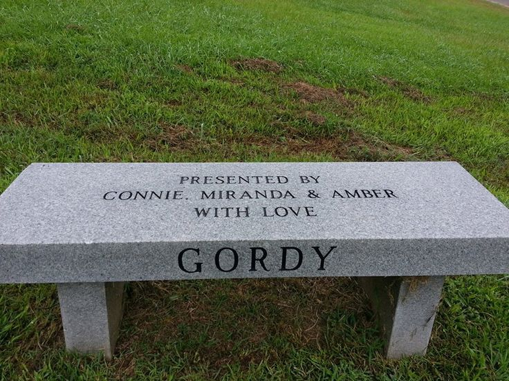 Grave Marker- Terry Gordy, American professional wrestler. (photo Josh McKeehan 2/2). Gordy died of a heart attack, caused by a blood clot in 2001. He was buried at the Tennessee Georgia Memorial Park, in Rossville, Georgia.