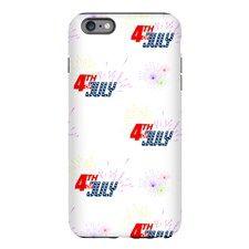 4TH JULY iPhone Plus 6 Tough Case
