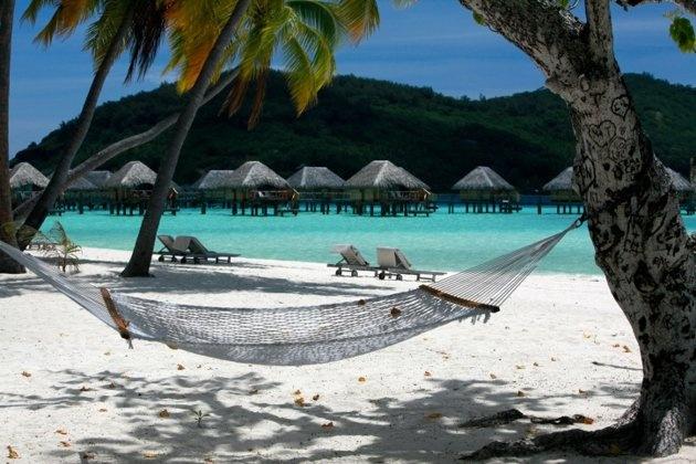 Bora Bora, Polinesia Prancis