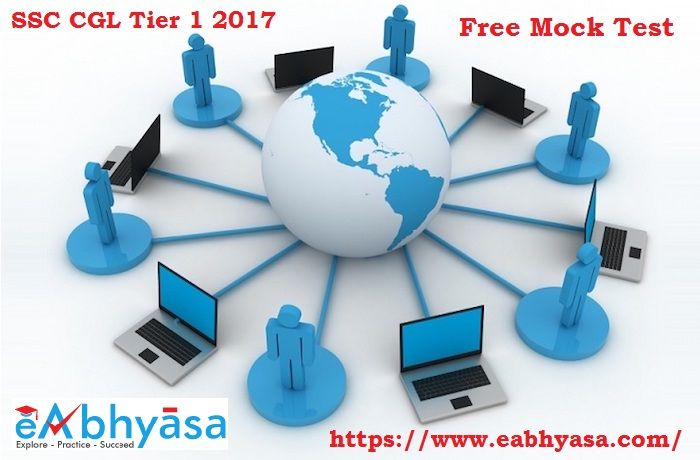 Get Best Online Test Series for #SSC #CGL Tier I #2017 #Free Practice Tests and Mock Tests with eAbhyasa. Our test series is sure shot way to succeed in SSC CGL 2017 exam.Highly analyzed sets of questions selected by experts.  Practice Now: https://www.eabhyasa.com/exams/staff-selection-commission