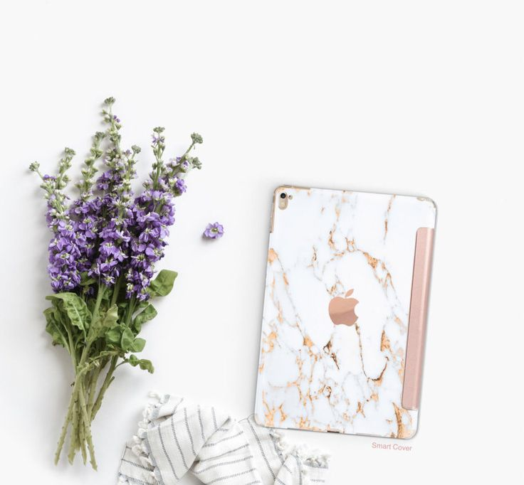 Platinum Edition Bianco Sivec Gold Veins Marble with Rose Gold Detailing Hybrid Smart Cover Case for the iPad Air 2, iPad mini 4 , iPad Pro by Cliqueshops on Etsy https://www.etsy.com/listing/293988245/platinum-edition-bianco-sivec-gold-veins