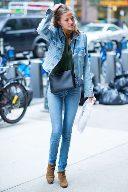 Victoria Secret Fashion Show Model Casting Street Style