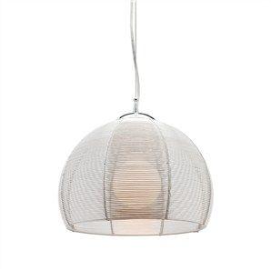 Arden 1 Light Pendant in Silver $99