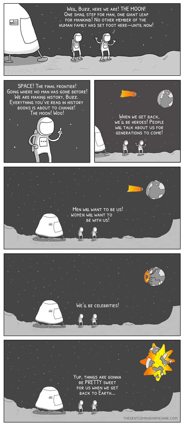 The Gentlemans Armchair » Neil Armstrong's recurring nightmare