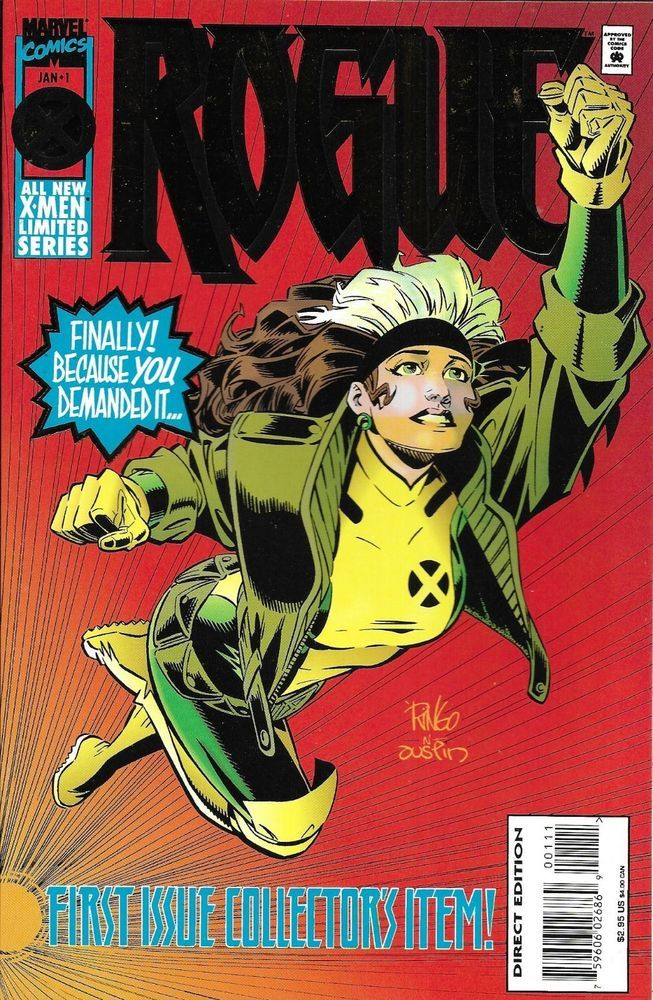 Marvel Rogue comic issue 1