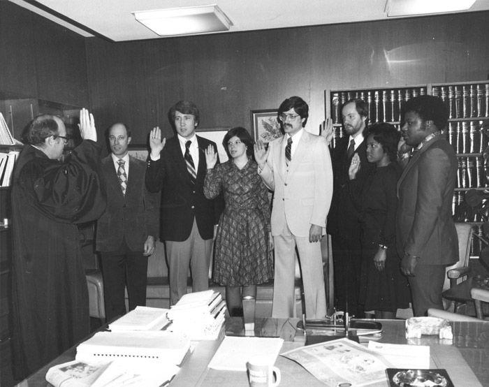 Joyce Warren; Law Clerk - Encyclopedia of Arkansas