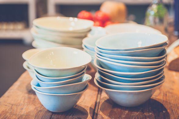 South African Interior Design - Ceramics from Wonki Ware www.capetimes.de