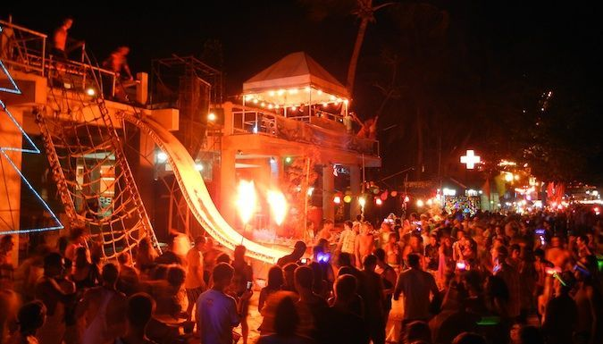 The Ultimate Guide to the Full Moon Party, THAILAND  #fullmoon #travel #thailand