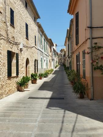 Alcudia Old Town, Majorca, Spain