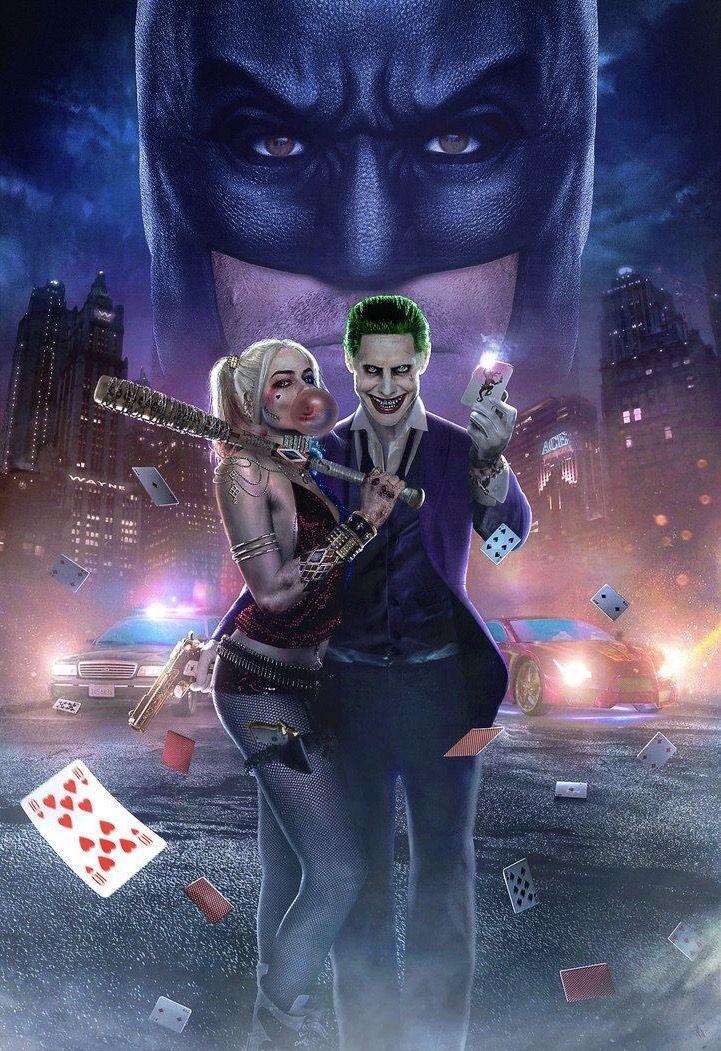 Harley Quinn Et Le Joker : harley, quinn, joker, Suicide, Squad