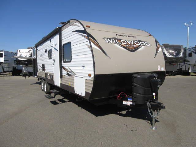 2018 Forest River Wildwood X-Lite 282QBXL OUTDOOR KITCHEN for sale  - Turlock, CA | RVT.com Classifieds