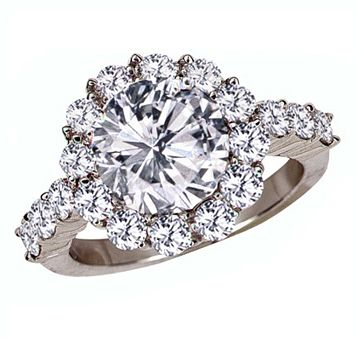 How nice that would look on my finger!Diamond Engagement Rings, Bling Rings, Wedding Jewelry, Round Diamonds, Diamonds Rings, Dreams Engagement Rings, Shared Prong, Dreams Rings, Diamonds Engagement Rings