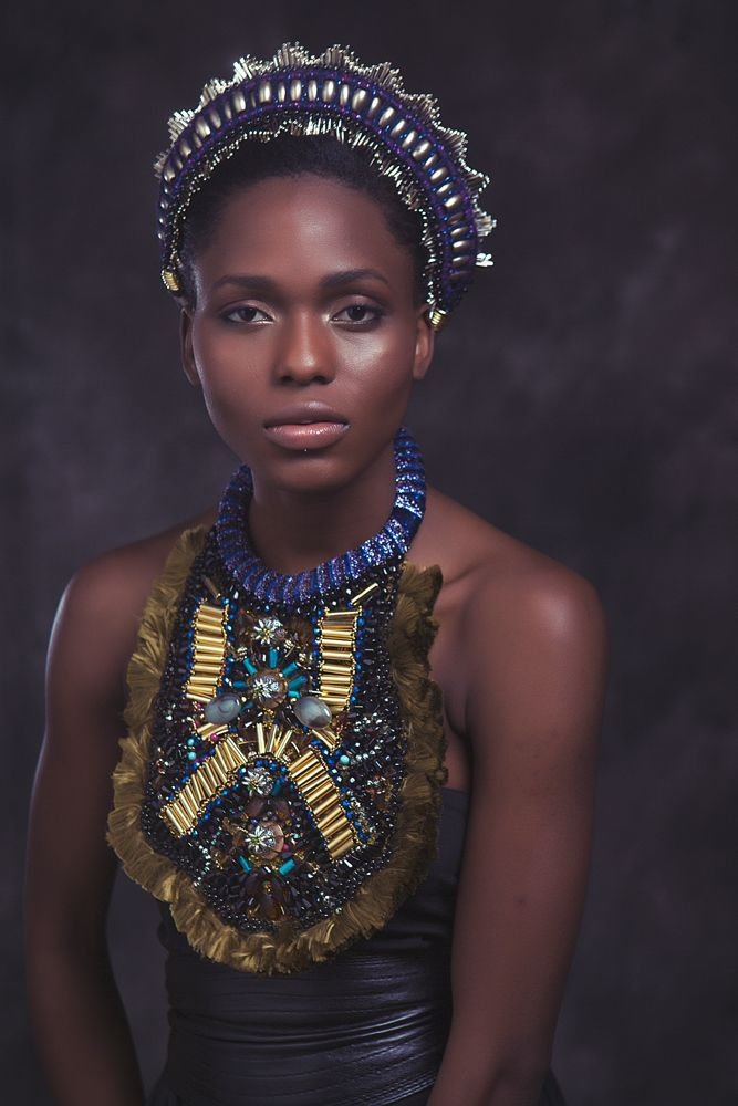 "Explore African Artistry in Anita Quansah London's ""Silhouette of Power"" Collection 