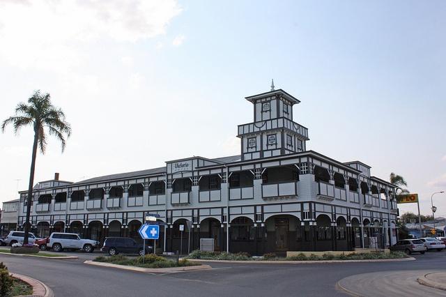 Victoria Hotel, Goondiwindi, Qld.