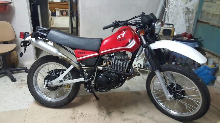 yamaha xt 550