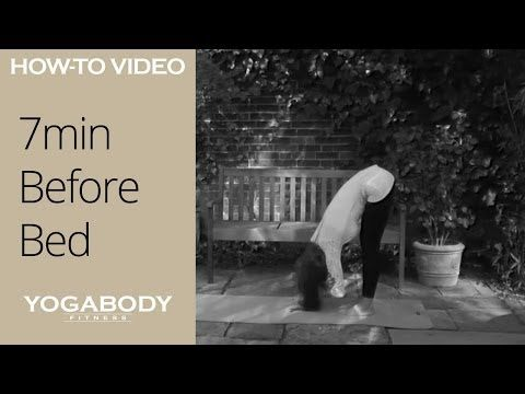 Bedtime Yoga - Page 2 of 2 - Yoga Frenzy