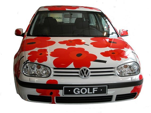 Marimekko VW Golf