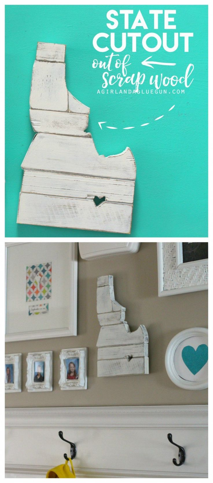 34 Wood Craft Projects for UNDER $10 (...great for Craft Night)!!! | Make It and Love It