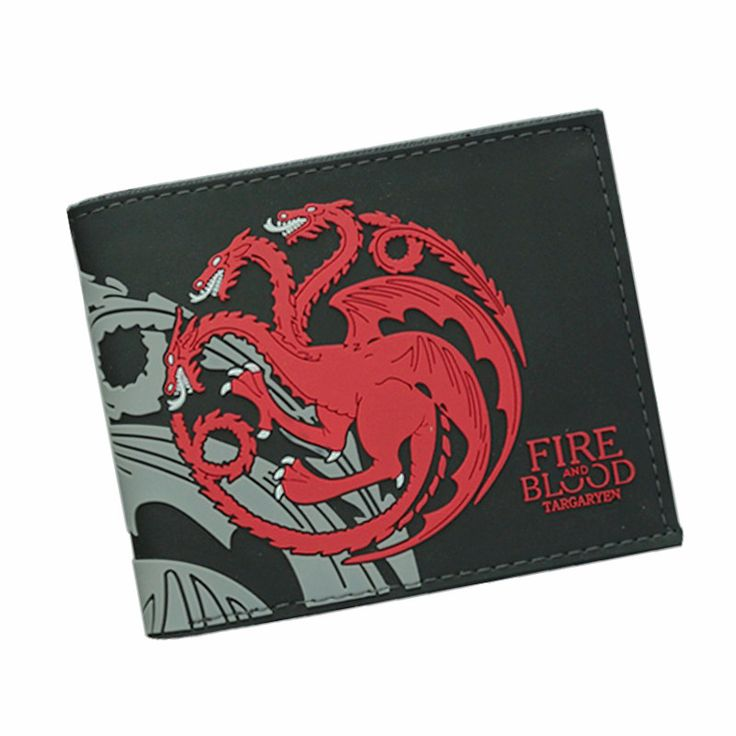 "Wallet ""Houses of Westeros"" //Price: $9.95 & FREE Shipping //     #thatsthespirit #TBRs #GoT"