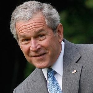 George W. Bush (American, Politician) was born on 06-07-1946.  Get more info like birth place, age, birth sign, biography, family, relation & latest news etc.
