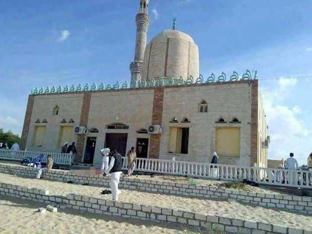 Egypt Mosque Attack Kills At Least 235 in Bir al-Abed