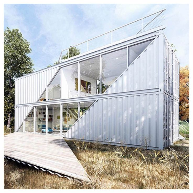 15 Well-Designed Shipping Container Homes For Life Inside
