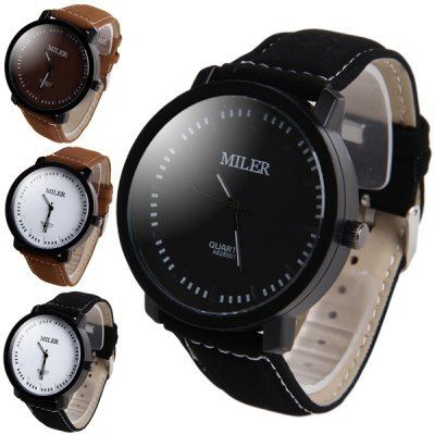 $2.78 (Buy here: https://alitems.com/g/1e8d114494ebda23ff8b16525dc3e8/?i=5&ulp=https%3A%2F%2Fwww.aliexpress.com%2Fitem%2F2015-New-Arrival-Men-s-Clock-Brand-Retro-Watches-men-sport-Watch-Popular-Quartz-Watch-Relogio%2F32364390446.html ) 2016 New Arrival Men's Clock Brand Retro Watches men sport Watch Popular Quartz Watch Relogio Feminino Miler Watch for just $2.78