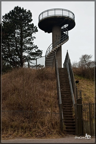 Uitkijktoren Boswachterij Westerschouwen, Burgh Haamstede