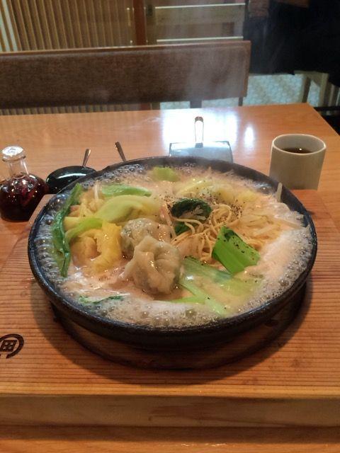 Simmered Noodles, Champon Noodles