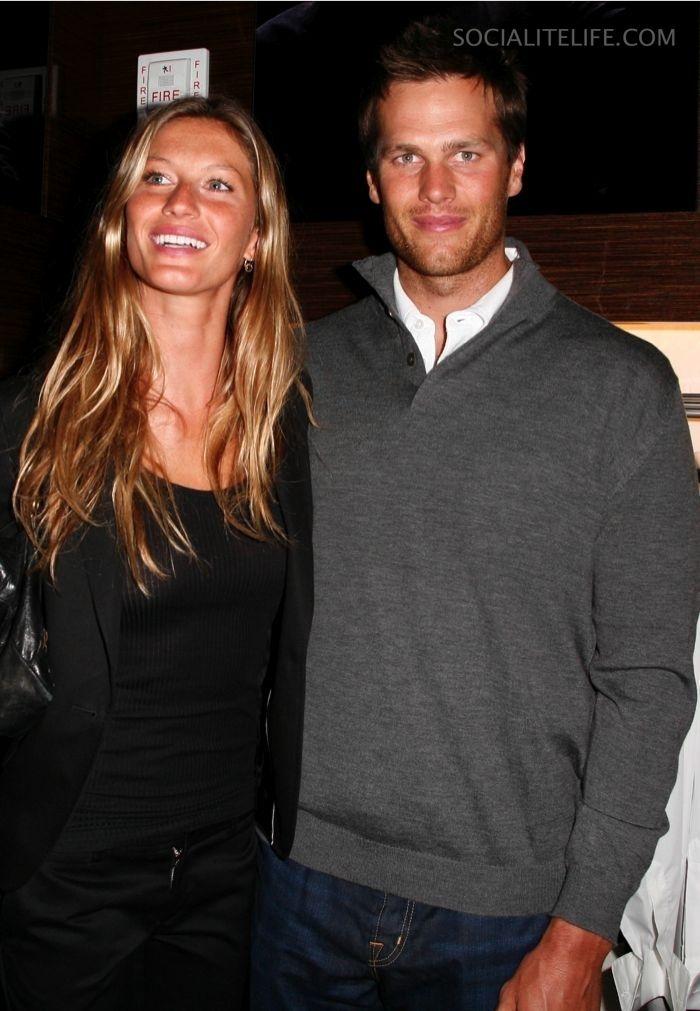 Tom Brady And Gisele | gisele bundchen & tom brady - Celebrity Couples Photo (1622381 ...