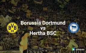 Borrusia Dortmund Vs Hertha BSC Live Streaming 14-10-2016
