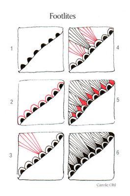 motif Footlites
