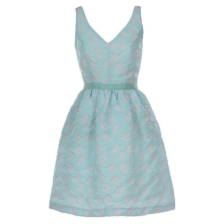 Φόρεμα Cut Out Cloque'